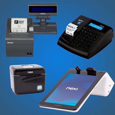 Imagen para la categoría POS e impresoras