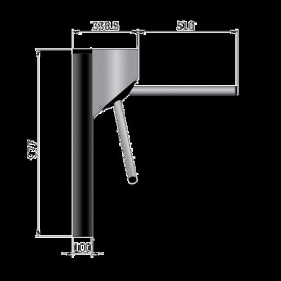 turnstile tripod