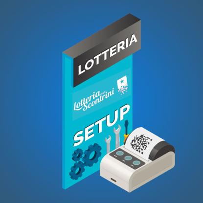 Lotteria Scontrini Piscina